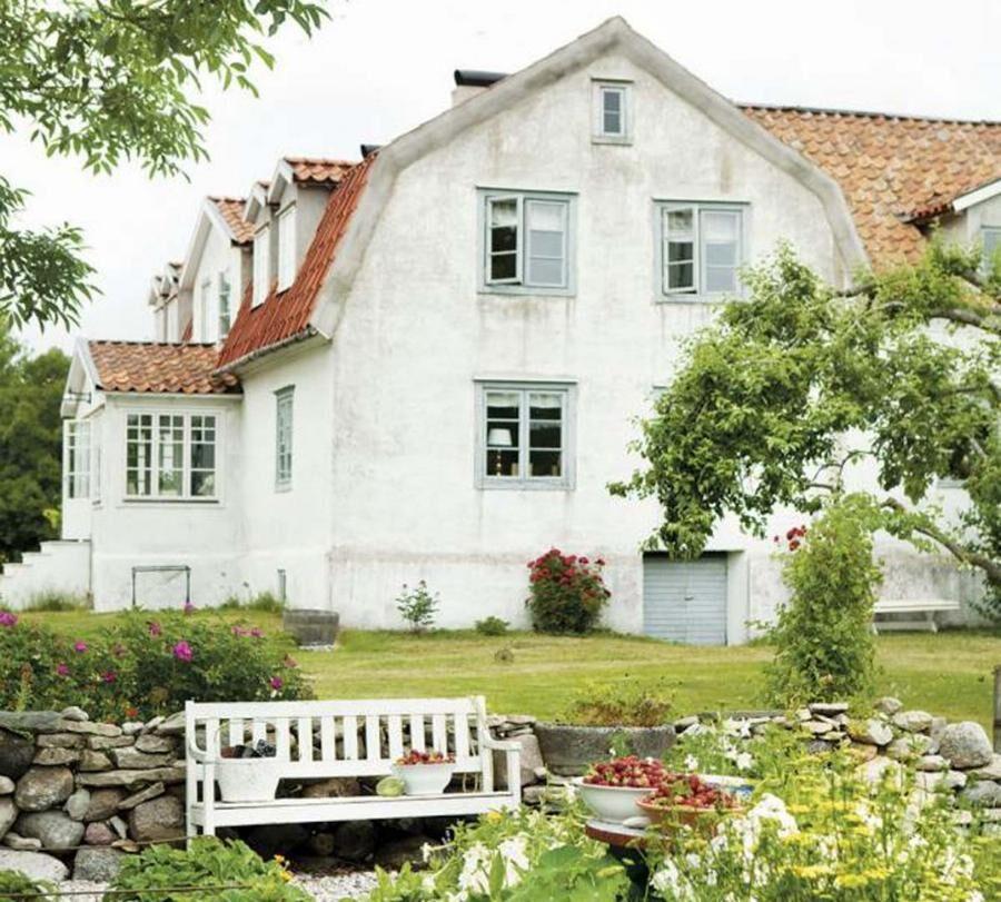 Land.se listar 5 vackra drömhus på Gotland.