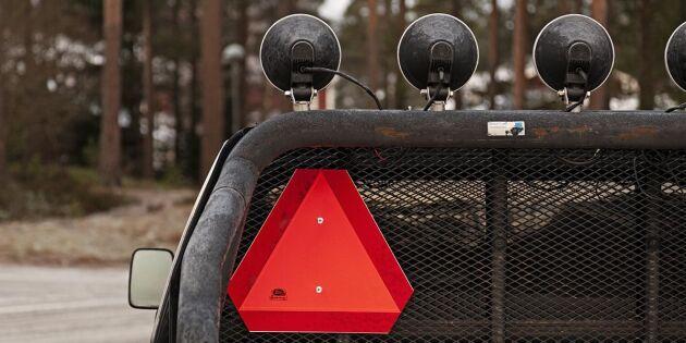 Rekordökning av A-traktorer efter nya reglerna