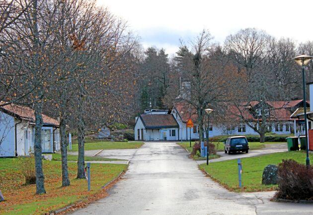 Gamlebygymnasiet har elever från hela landet och många bor på skolans internat.