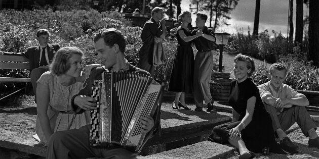 Svunnet Sverige: Älskade dragspel – utskälld av kultureliten