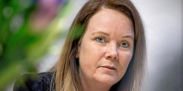 Jennie Nilsson: Kan bli mer åtgärder