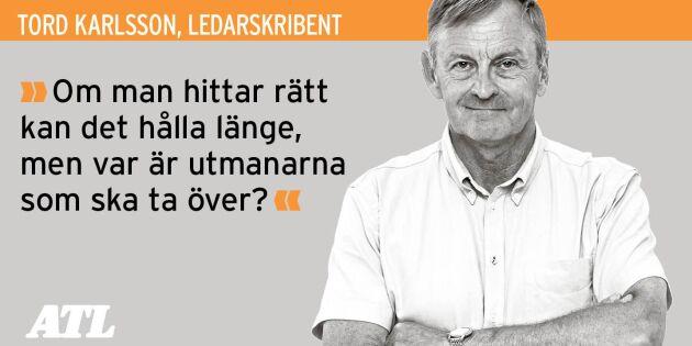 Alltför trög export slår mot svenskt jordbruk