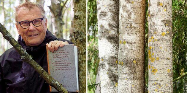 Skogsskötsel från 1700-talet åter aktuell i ny bok