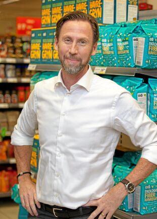 Klas Balkow, VD och koncernchef för Axfood.