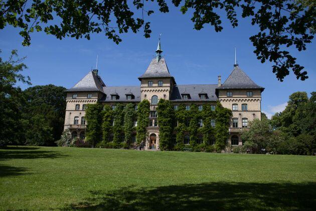 """Utbildningen """"Skogsbruk med många mål"""" är ett mastersprogram vid SLU i Alnarp (bilden) och Linnéuniversitetet i Växjö,"""