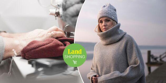 125-årig tradition i Sätila – svensk tillverkning bakom mössuccé