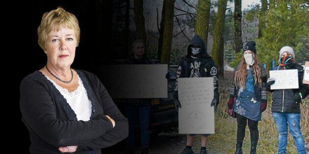 """""""Allemansrätten missbrukas av aktivister"""""""