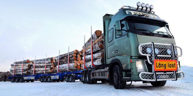 Finland tillåter längre fordon