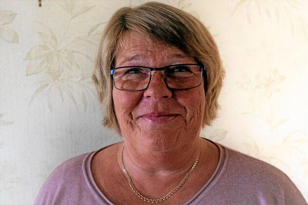 Marie-Louise Olsson är ordförande på Fibromyalgiförbundet.