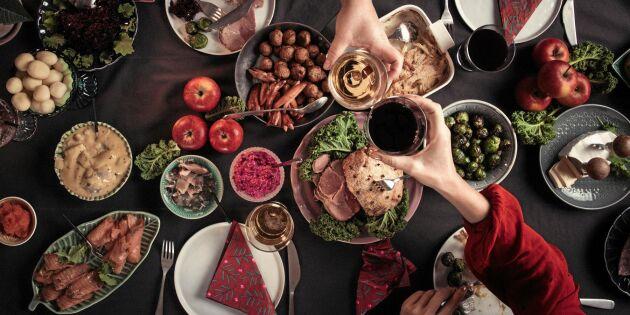 Julbordets läckerheter avslöjar var i Sverige du kommer från