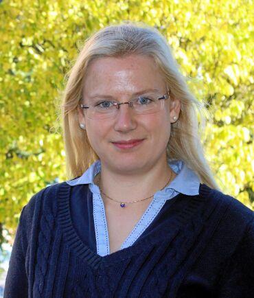 Therese Ljungberg, byggrådgivare på HIR Skåne AB.