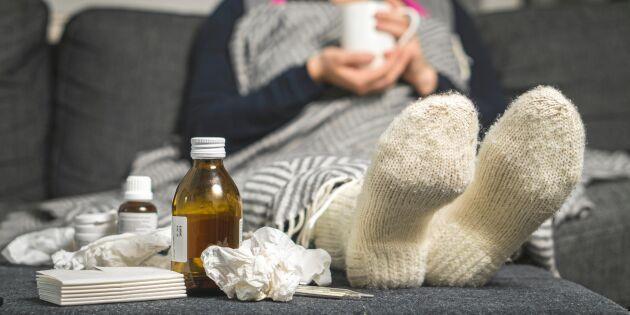 8 frågor och svar om din förkylning