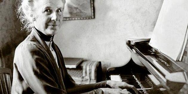 Alice Tegnér skrev barndomens älskade melodiskatt – och gjorde det otillåtna!