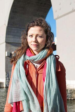 Isadora Wronski, Sverigechef Greenpeace.