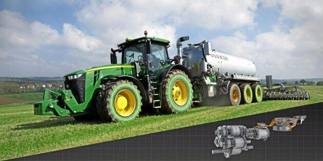 Här är årets nyheter på Agritechnica