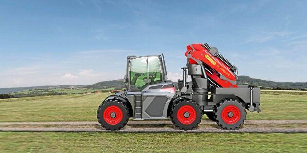 Allt i ett: Traktorn med multifunktion