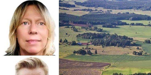 Sveriges Småbrukare: Sälj inte ut vår svenska åkermark Bucht!
