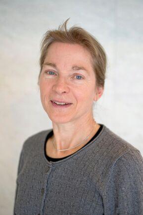 Gun Bernes är försöksledare vid SLU:s institution för norrländsk jordbruksvetenskap, NJV, i Umeå.