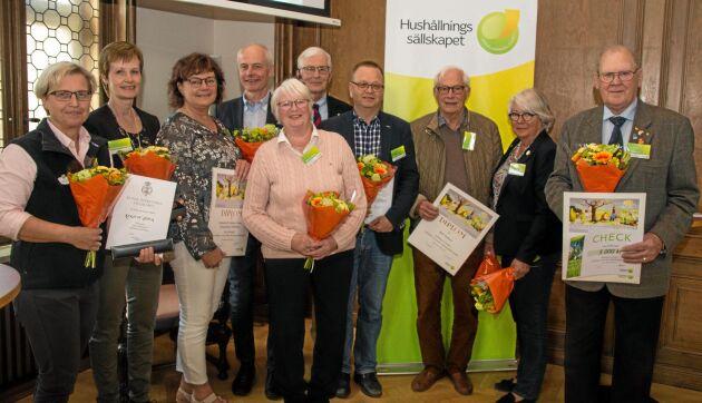 Vid halvårsskiftet 2019 går hushållningssällskapen i Skaraborg, Väst och Värmland samman och bildar Hushållningssällskapet Västra.