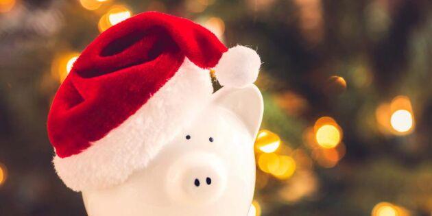 Så sparar du pengar i jul – 11 tips som räddar plånboken