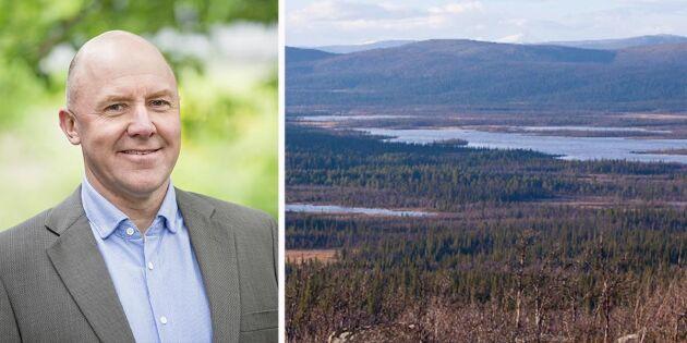 LRF Skogsägarna välkomnar domen