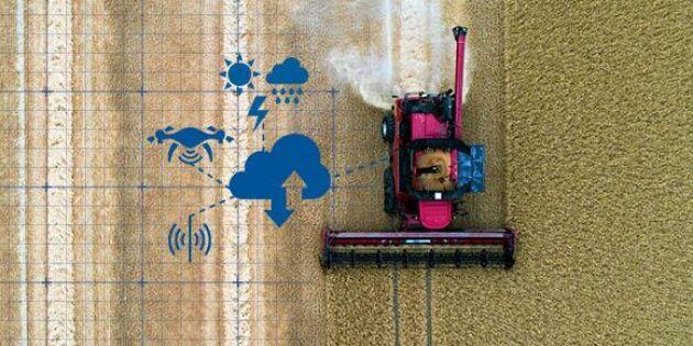 Teknikjättarna rustar för att revolutionera lantbruket