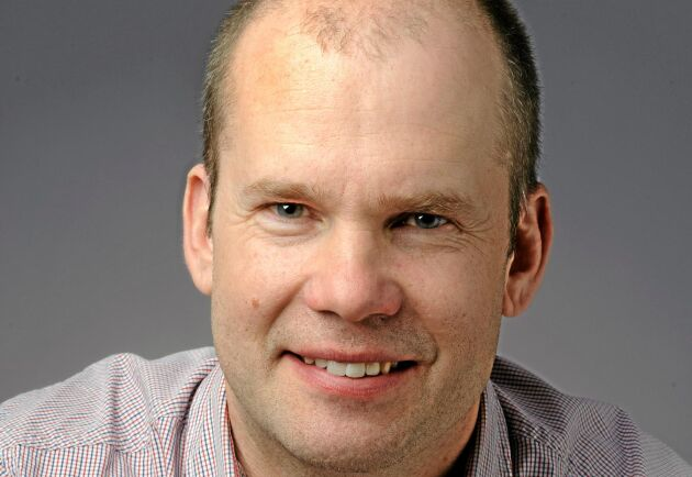 Christer Jansson, ansvarig för vattenfrågor på LRF i Västra Götaland.