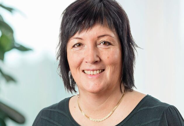 """""""Försäljningen av skogen är inte kopplad till balansräkningen, utan till att vi ser att det är bättre för oss att investera framåt"""", säger Petra Einarsson."""