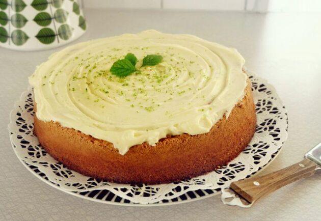 Underbart god morotskaka med cream cheese frosting. Foto: Sandra Back & David Langseth som driver bloggen Trä, hops & kärlek.