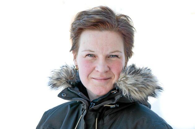 Ida Oderståhl, skogsägare och skogsentreprenör.