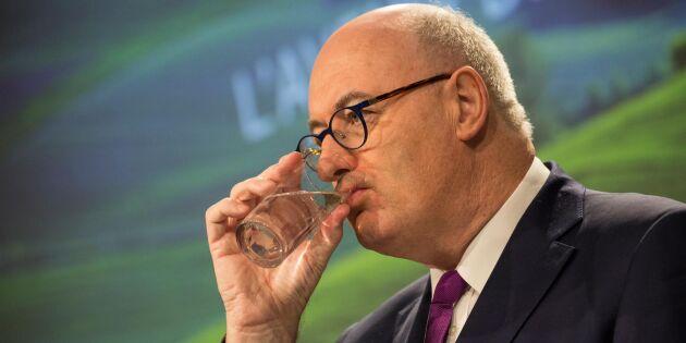 EU-länderna emot maxgräns för jordbruksstöd