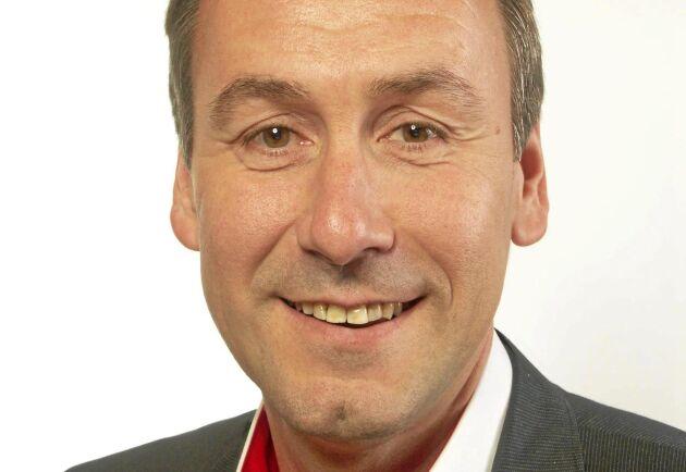 Sten Bergheden (M), riksdagsledamot från Västra Götaland.