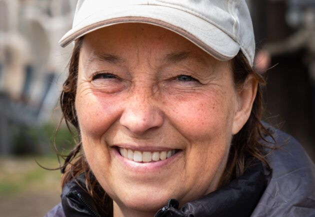 Pia Petersson, Hästen i Skåne, tror att naturbete skulle kunna bli en ny typ av export.