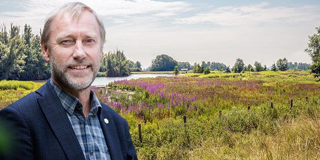 """""""Vi behöver ett nytt synsätt på biologisk mångfald"""""""