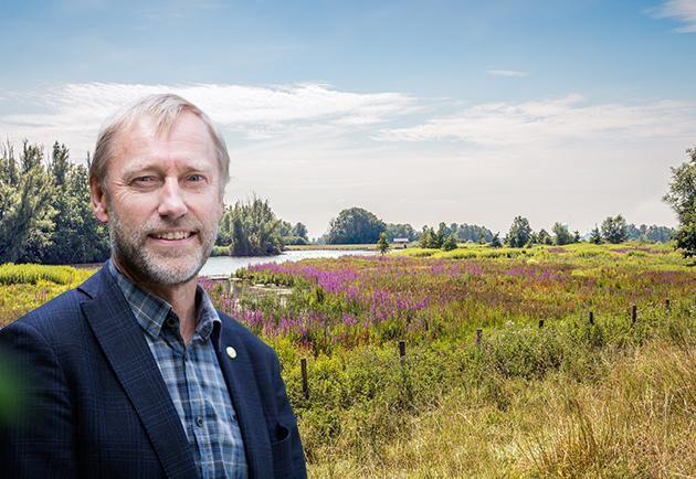 Paul Christensson, ordförande LRF Skogsägarna.