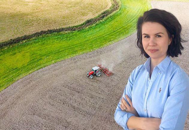 Regeringens ointresse för livsmedelsstrategin är illa dold, tycker Ester Hertegård.