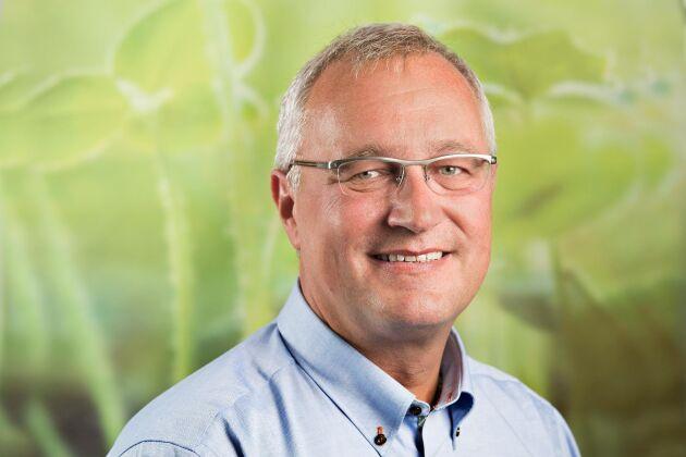 Arlachefen Thomas Carstensen ser fortfarande att de europeiska mejerierna har goda exportmöjligheter till USA.