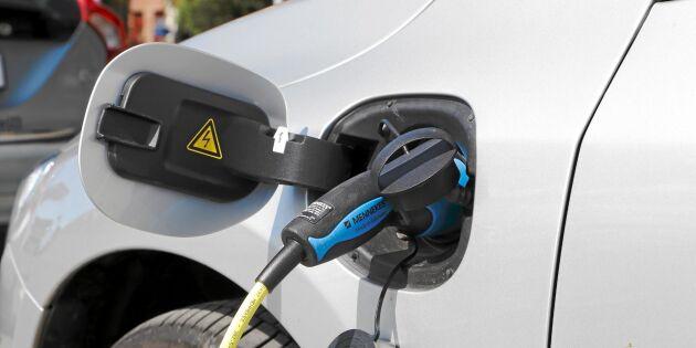 3 bästa kommunerna för dig med elbil