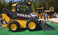 Tufft på anläggningsfronten för Volvo