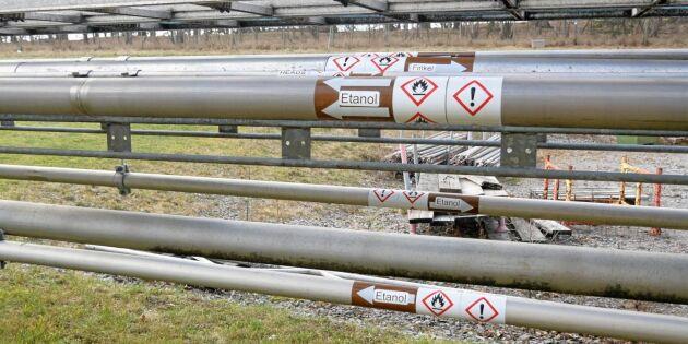 ATL TV: Inte bara sprit från etanolfabriken