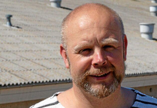 Marcus Björklund, chef för djurskyddsinspektörerna i Skåne.