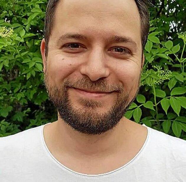 Aleks Tudzarovski ger tips för att undvika att gå vilse under svampturen.