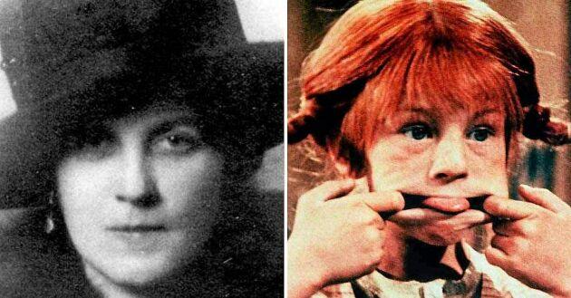 """1923 gifte sig Pippi Långstrumps """"mamma"""", Jessie Louisa Simpson, med """"Kung Kalle av Kurrekurredutterna"""" och blev drottning i Söderhavet."""
