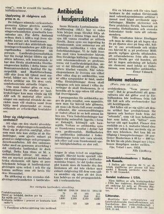 I nummer 50 skrev Ernst Ydmark för Skånska Lantmännens Centralorganisations räkning.