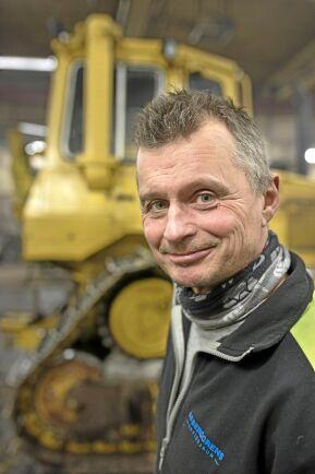 Stefan Berggren har utvecklat flera idéer för att få bredd i verksamheten. Mångfald är viktigt i Norrlands inland för att överleva, säger han.