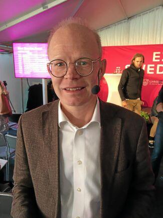 – Det finns hightech och smart business på landsbygden, sade Per Frankelius.