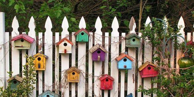 Rama in trädgården! 14 staket som gör grannarna avundsjuka
