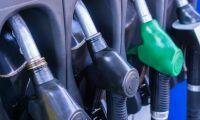 Dyrare bensin, diesel och HVO-100