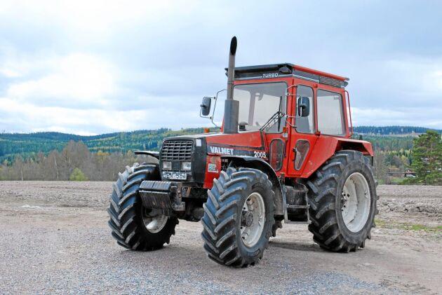 Valmet 2005 blev den sista traktorn som lämnade fabriken i Eskilstuna. Då hade Volvo BM lämnat traktorbranschen och var enbart legotillverkare till Valmet. Modellen var en utveckling av Volvo BM 2654 som passade in i 05-serien.