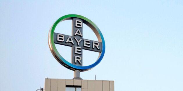 BASF köper Bayers verksamhet för grönsaksutsäde